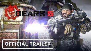 gears 5 official versus tech test gameplay trailer