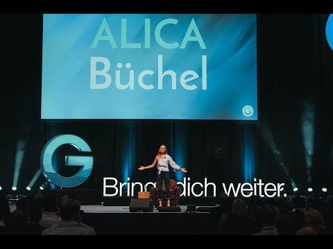 Moderation Gedankentanken Berlin  II  Alica Büchel