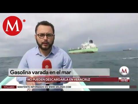 Al menos 60 buques en 14 puertos sin poder descargar combustible
