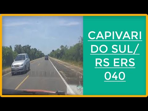 CAPIVARI DO SUL - PALMARES DO SUL/RS