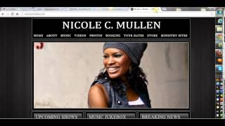 Watch Nicole C Mullen Sharecroppers Seed video