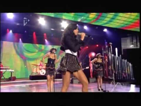 Solange I Decided Live at the WMA