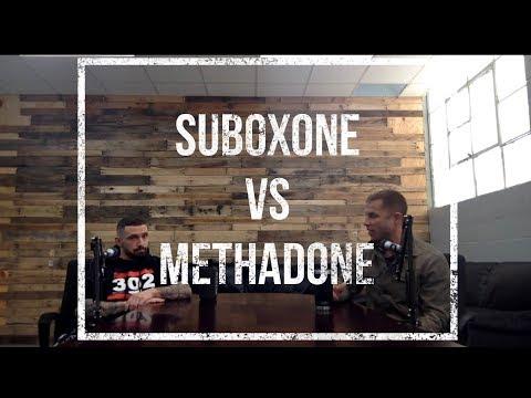 Suboxone vs Methadone For Treating Opiate & Heroin Addiction
