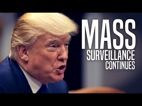 55 House Democrats Voted to Expand Trump's Warrantless Surveillance Powers