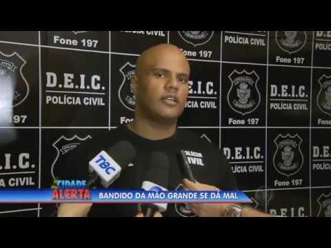 Comandante Hamilton Flagra Assalto Em São Paulo