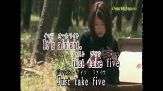 2013年4月の金曜ドラマ(金曜よる10時)『 TAKE FIVE 』主題歌。 出演者・...