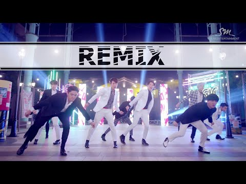 Super Junior (슈퍼주니어) - Magic - (First Nuclo Remix) MV