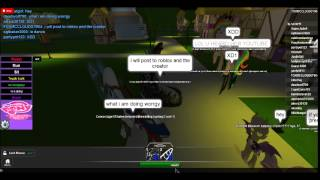 FOXMCCLOUDGT904's ROBLOX video