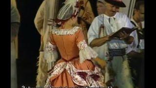 "Operetka ""Student-żebrak""  (Der Bettelstudent) - full DVD, polskie napisy"