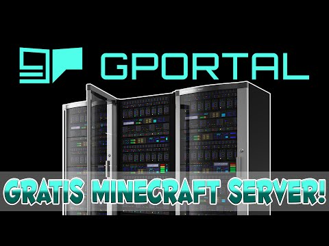 Gratis Minecraft Server bei Gportal bekommen! – Gamerstime