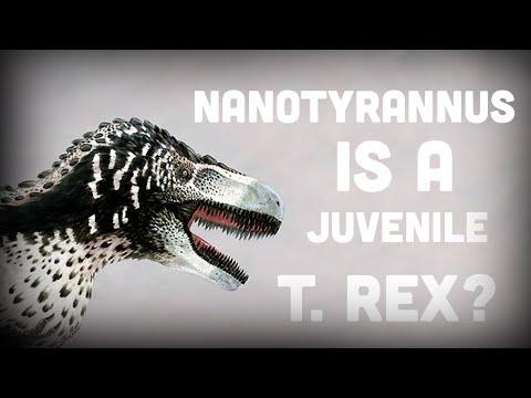 Dinosaurs Unearthed - Nanotyrannus