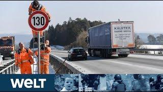 DEUTSCHE UMWELTHILFE: Forderung nach Tempolimit auf Autobahnen sorgt für Aufregeung