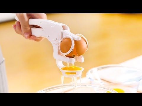11 AMAZING EGG GADGETS ▶ Your Cooking Makes Beautiful