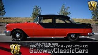 1955 Pontiac Chieftain STK#137 Denver