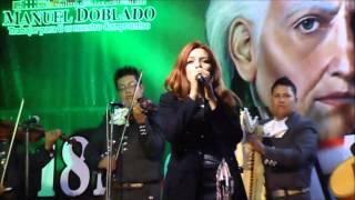 Si Nos Dejan en vivo Manuel Doblado Guanajuato,  Cantante: Ana Laura