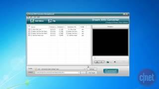 Dream WAV Converter - Convert video files between multiple formats - Download Video Previews