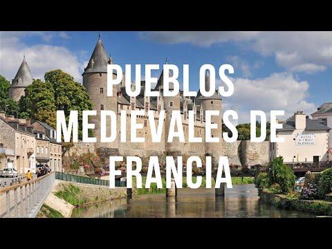 🚗Ruta en coche por Bretaña y Normandía 🗺 - Pueblos bonitos de Francia #1