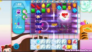 Candy Crush Soda Saga Level 384 No Boosters