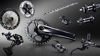 Unboxing novo kit Shimano XT 12 velocidades M8100 comprado no Aliexpress, confira!
