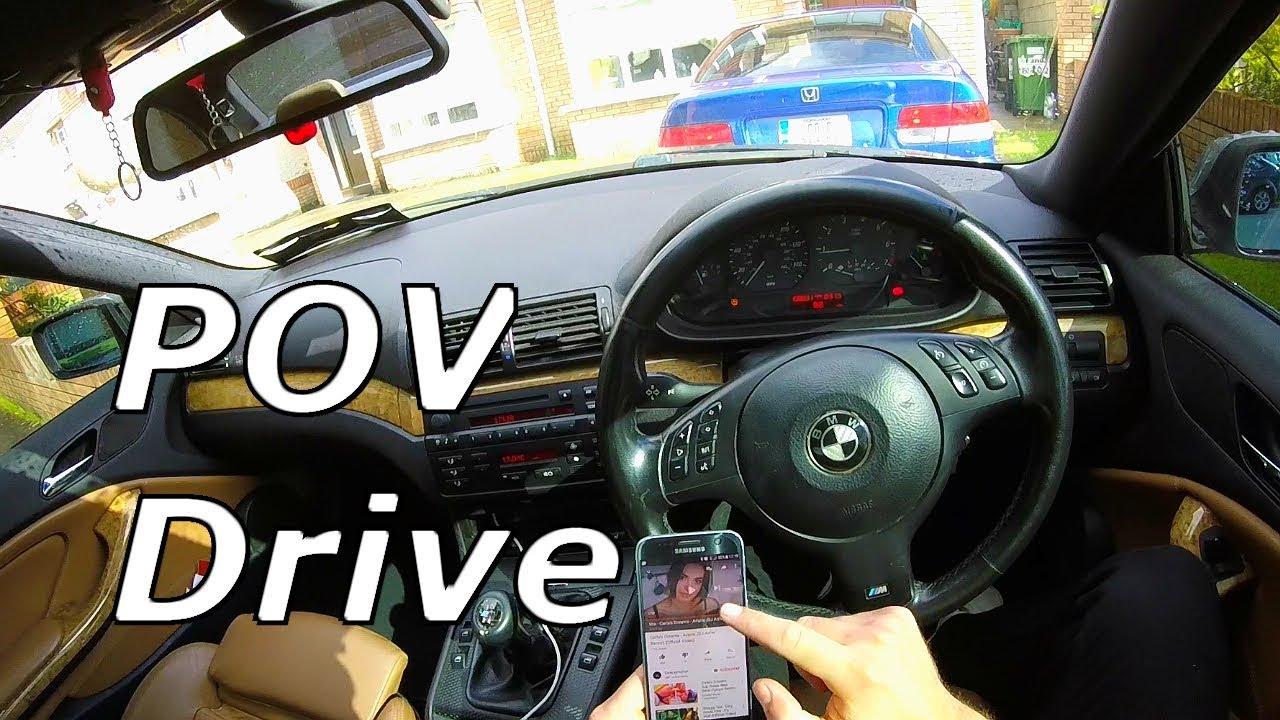 Bmw E46 320ci POV Drive + Channel Talk