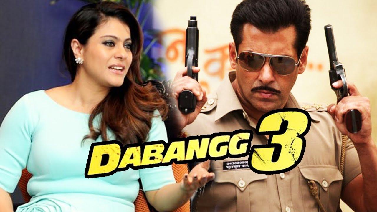 Kajol REJECTS Villians Role In Salman's Dabangg 3 - YouTube Dabangg Movie