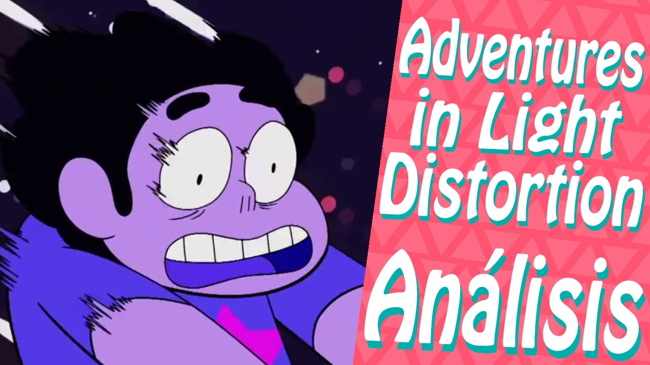 Steven Universe Adventures In Light Distortion
