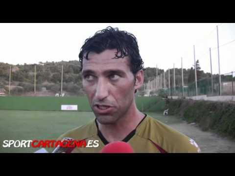 DECLARACIONES MARIANO SANCHEZ POST PARTIDO FC CARTAGENA 0 CARTAGENA FC 0