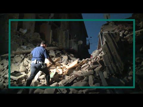 イタリア中部でM6.2の大地震。アマトリーチェなどで甚大な被害。