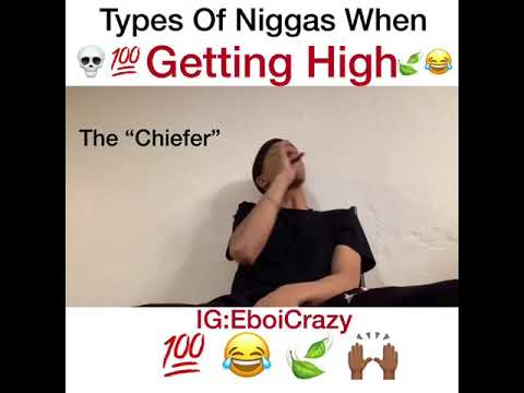 Types Of Men When Getting High