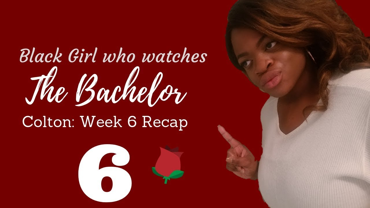 Download Black Girl who watches The Bachelor: Colton (S23) Week 6 RECAP