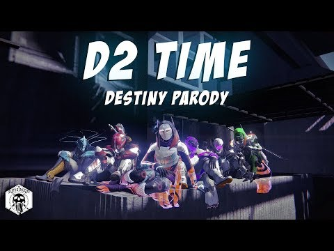 "D2 Time - Destiny Parody (""Closing Time"" by Semisonic)"