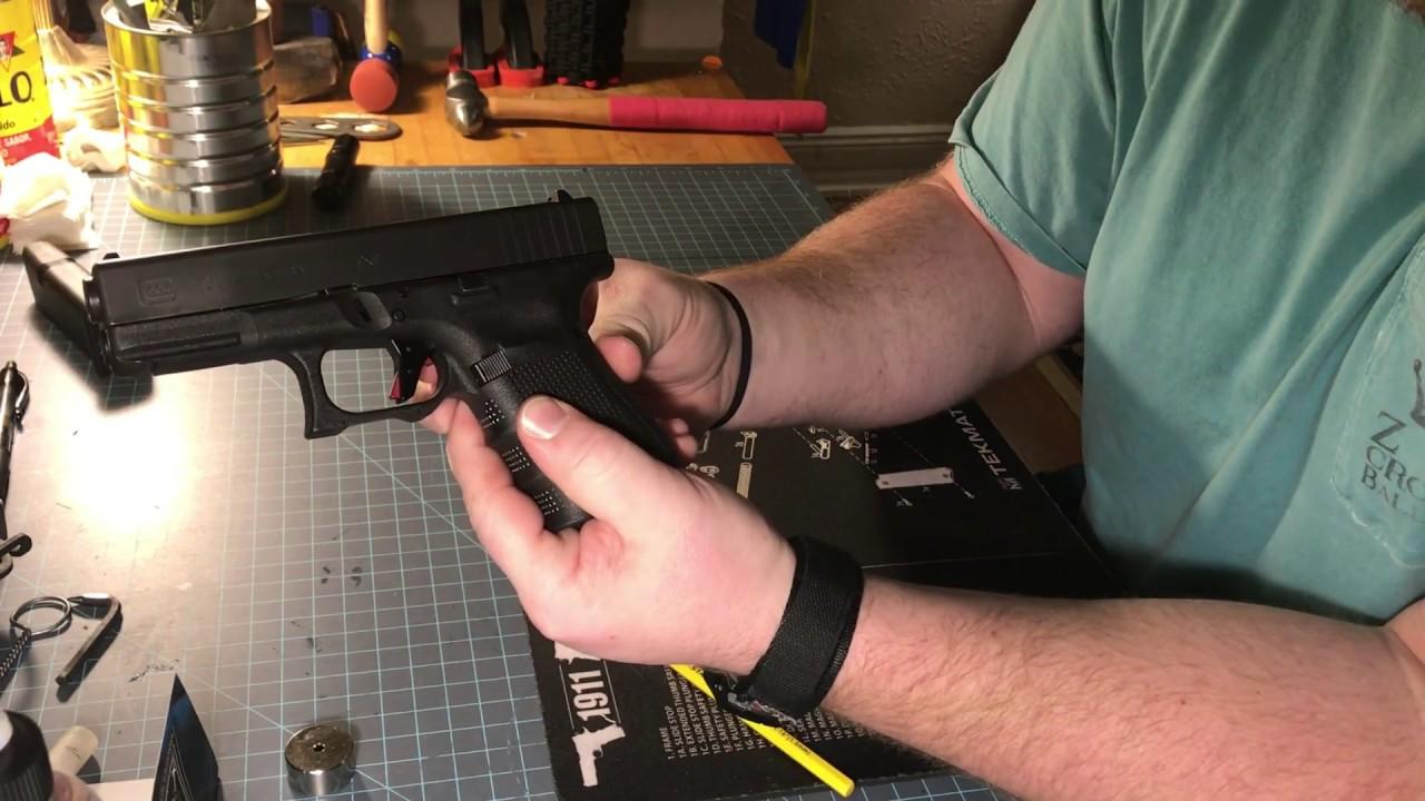 Glock 43 Trigger Shoe