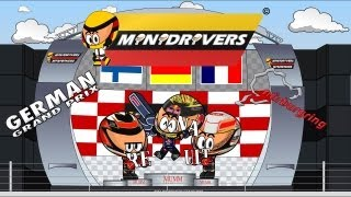 MiniDrivers - Chapter 5x09 - 2013 German Grand Prix