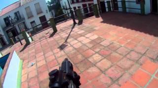 Topper Harley: Ciudad del Airsoft 30-06-2013
