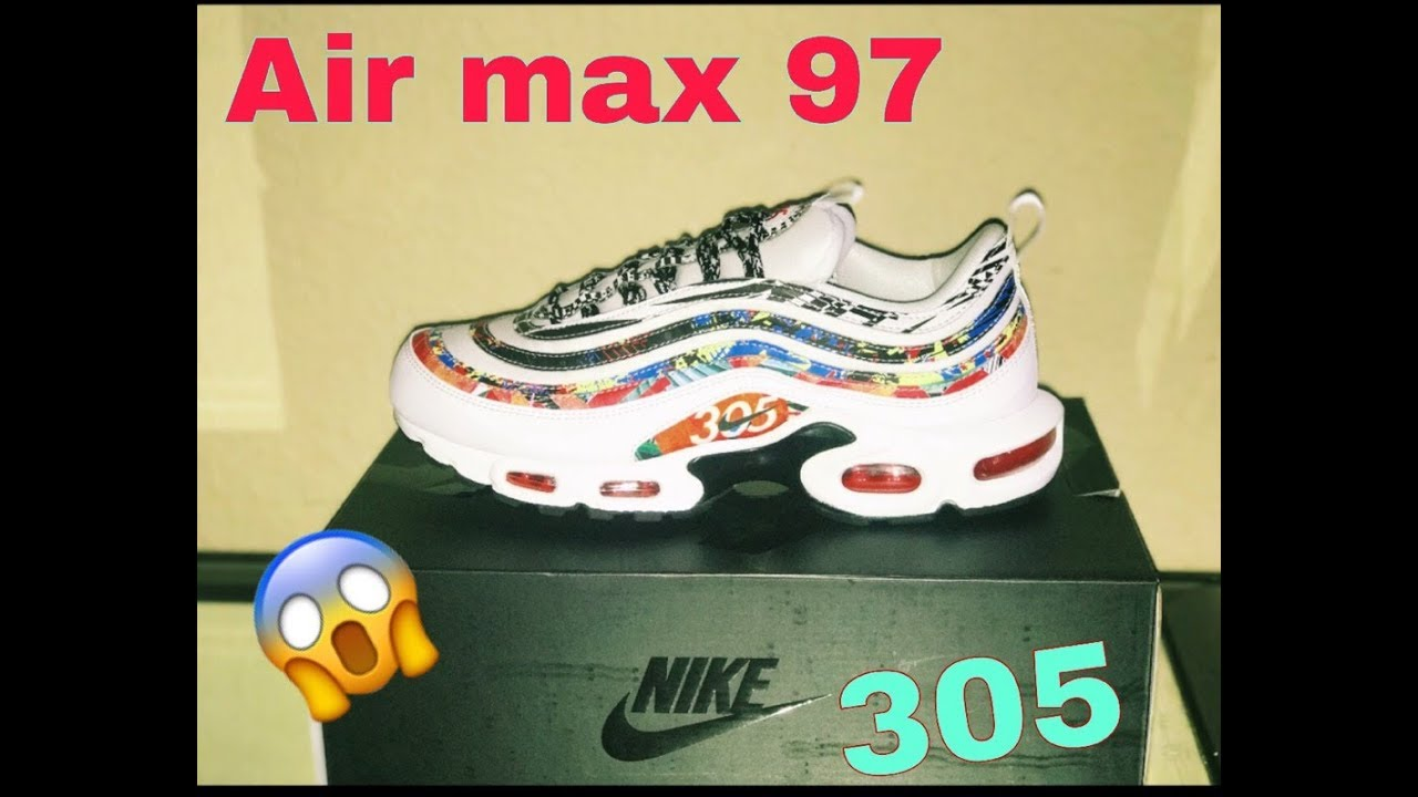 online store 8b699 00477 UNBOXING AIR MAX 97 plus