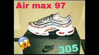 UNBOXING AIR MAX 97 plus \