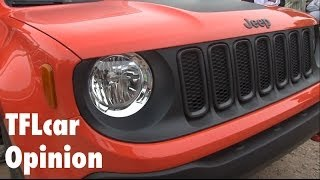 Jeep Week TFLtalk: Is the new 2015 Renegade Jeep Worthy?