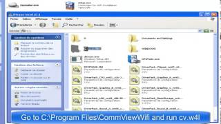 How to install CommView for WiFi 7.0 Build 743 Final