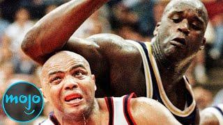 Top 10 Craziest NBA Fights