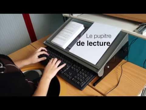 pupitre de lecture multirite youtube. Black Bedroom Furniture Sets. Home Design Ideas