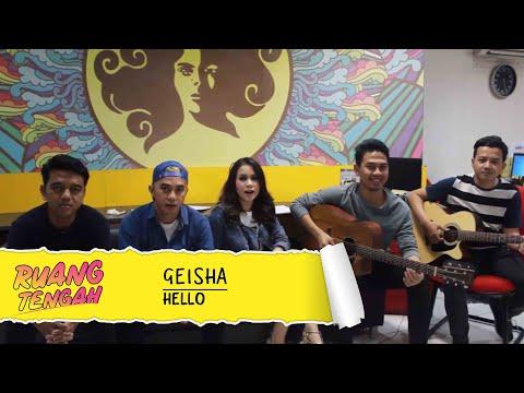 GEISHA - Hello (ADELLE COVER LIVE) at Ruang Tengah Prambors