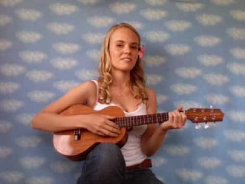 Colbie Caillat - Bubbly (Cover) Island Style