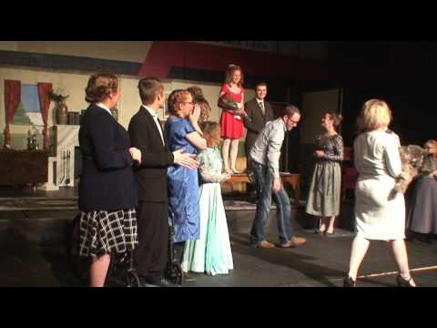 2017 Longview Christian School Play: Annie 6