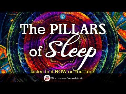 "8 Hour Deep Sleep Music: ""The Pillars of Sleep"" - Fall Asleep Fast, Relaxing, Ambient"