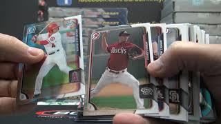 Hai's 2015 Bowman Draft MLB Baseball 3 Box Break