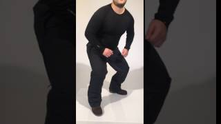 XTM Glide Mens Plus Size Ski Pants Black - Boomerang Instagram