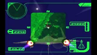 Ace Combat 3: Electrosphere   Mission 19 - Blackbird
