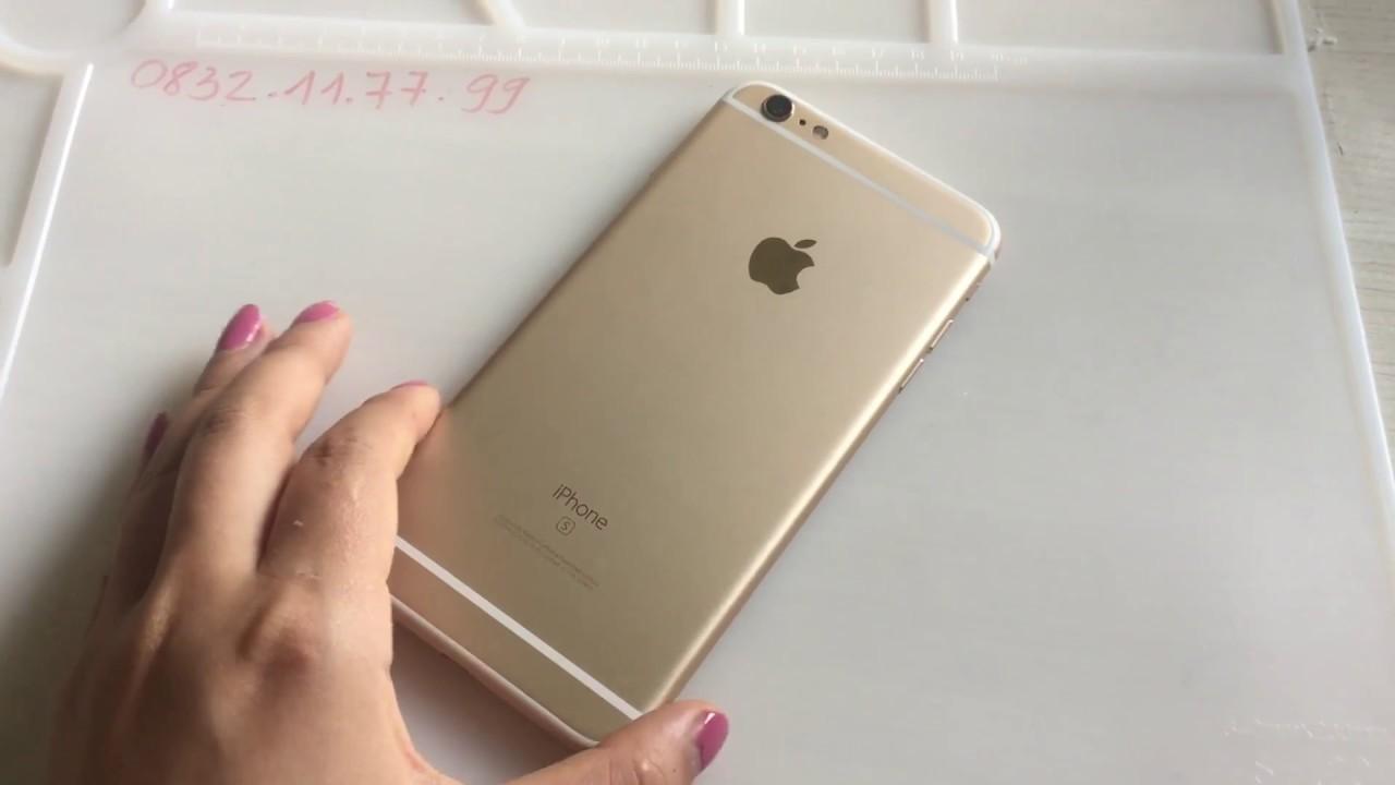 Bán Iphone 6s Plus 64GB cũ giá rẻ tại Bình Dương (2019)