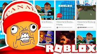 DIE WORST COPIES VON BLOXBURG - DER ROBLOX COPY HUNTER!! 🎮