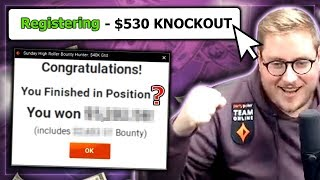 MISS CLICKING MY WAY TO THOUSANDS OF DOLLARS?! | INSANE OFFLINE TOURNAMENT!